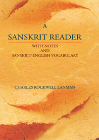 Sanskrit Reader with Notes and Sanskrit-English Vocabulary by Lanman, Charles Rockwell ISBN 9788174791771 Hardback