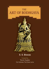 Art of Bodhgaya, 2 vols. forwarded by H H The Dalai Lama by Biswas, S S ISBN 9788174791986 Hardback