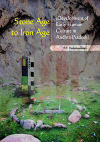 Stone Age to Iron Age: Development of Early Human Culture in Andhra Pradesh by P.C. Venkatasubbaiah ISBN 9789383221349 Hardback