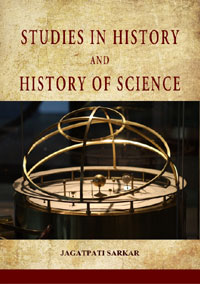 Studies in History and History of Science by Sarkar, Jagatpati ISBN 9789386463081 Hardback